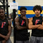 Boys Region Speed and Strength Meet - 3/6/19