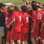 Boys Freshman Soccer B-Team beats Hammond School 3 – 1, completes season 12-3