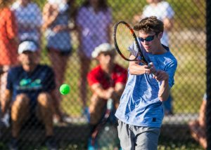Photos: Boys Varsity Tennis vs Eastside – Playoffs Rd2 – 4/30/19