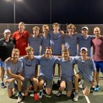 Boys Tennis Sends Three to State Singles Tournament