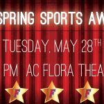 Spring Sports Awards Night – Tuesday, May 28th