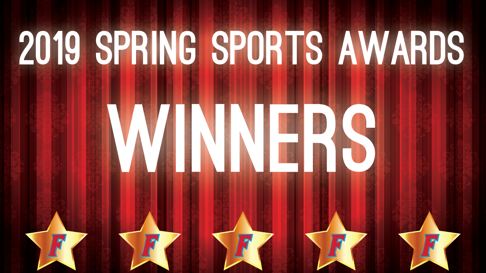 2019 Spring Sports Awards Winners and Slideshow
