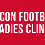 Falcon Football Ladies Clinic – August 3rd