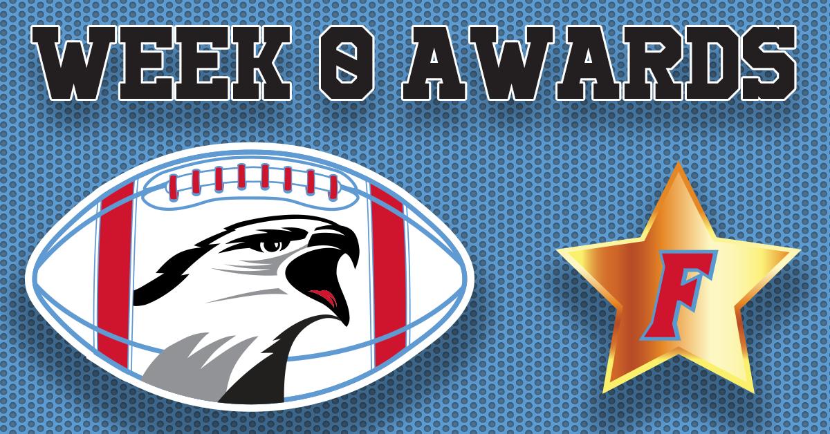 Football Awards – Week 0