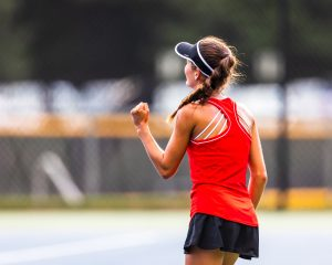 Photos: Girls Varsity Tennis vs Chapin – 8/27/19