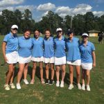 Girls Varsity Golf Starts 2019 Campaign with Victory Over Dutch Fork