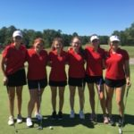 Flora Girls Golf Squeaks by Spring Valley, Remains Undefeated for 2019