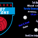Red vs. Blue Varsity Volleyball Showcase and Scrimmage