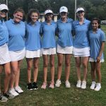 Cardinals Clip Falcons in Girls Golf, 175-163