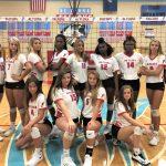Varsity Volleyball beats Charleston Collegiate School 2 – 0