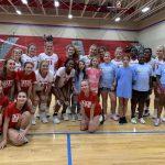 Varsity Volleyball beats Chapin 3 – 0