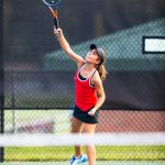 Girls Tennis team looks for sustained success