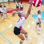 Photos: Varsity Volleyball vs Chapin – 9/9/19
