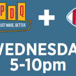 Support Football at PDQ Tonight