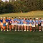 "Girls Golf Finishes A Tight Third in ""9-11 Never Forget"" Mid-Weeker"