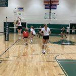 Varsity Volleyball beats Lakewood 3 – 0