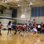 Varsity Volleyball beats Orangeburg-Wilkinson 3 – 0