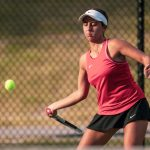 Photos: Girls Varsity Tennis vs Dutch Fork – 9/30/19
