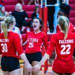JV Volleyball sweeps Lakewood 2 – 0