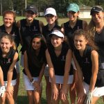 Girls Varsity Golf Notches Ninth in Newberry's Smith Invitational
