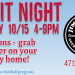 Who's Hungry? Tonight is Spirit Night at Jimmy John's!