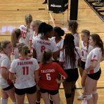 Varsity Volleyball beats Lower Richland 3 – 0