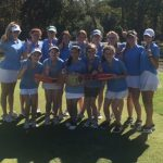 Girls Varsity Golf Wins Fourth Straight, 18th All Time Regional Title!