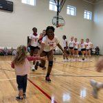 Varsity Volleyball beats Oceanside Collegiate Academy 2 – 0 (pool play)