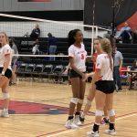 Varsity Volleyball beats Branchville 2 – 0 (Gold semi-final)