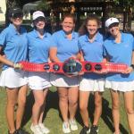 Girls Golf Wins AAAA Lower State Championship!!