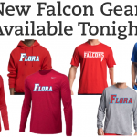 New Falcon Gear Available at the Game Tonight!