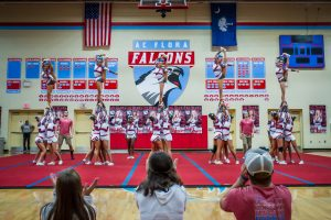 Photos: Forest Acres Cheer Cup – 10/26/19