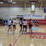 Varsity Volleyball beats Bluffton 3 – 0 (2nd round 4A playoffs)