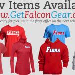 New Items Available at www.GetFalconGear.com