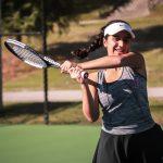Photos: Girls Varsity Tennis vs Bluffton – 10/28/19