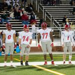 Photos: Varsity Football vs Dreher – 11/1/19
