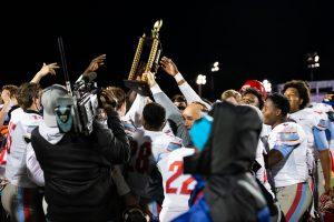 Photos: Varsity Football vs Dreher – 11/1/19