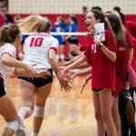 Photos: Varsity Volleyball vs N. Myrtle Beach – 11/5/19