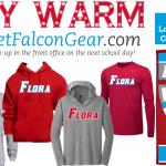 It's Cold! Grab Some Falcon Winter Gear!