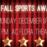 Fall Sports Awards Night – Monday, December 9th