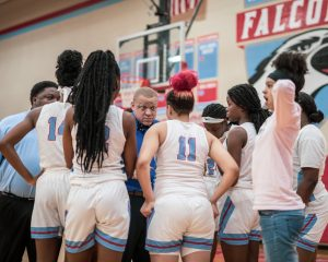 Photos: Varsity Girls Basketball vs N. Augusta – 12/17/19