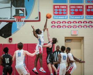 Photos: Varsity Boys Basketball vs N. Augusta – 12/17/19