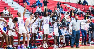Photos: Varsity Boys Basketball vs Crestwood – 1/14/20
