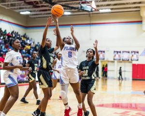 Photos: Varsity Girls Basketball vs Lower Richland – 1/24/20