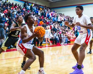 Photos: Varsity Boys Basketball vs Lower Richland – 1/24/20