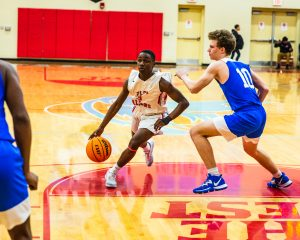 Photos: B-Team Boys Basketball vs Dreher – 1/27/20