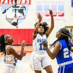 Photos: JV Girls Basketball vs Dreher – 1/27/20