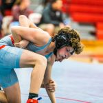 Photos: Wrestling Region Individual Championships - 1/29/20