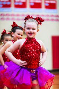 Photos: Palmetto Performing Arts Halftime Performance – 2/4/20