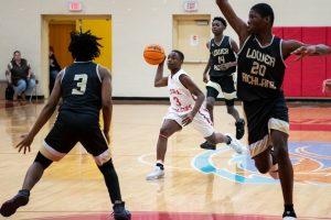 Photos: B-Team Boys Basketball vs Lower Richland – 2/10/20